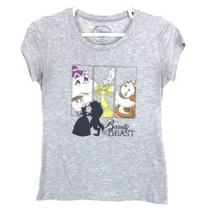 Disney beauty and the beast graphic shirt size XL